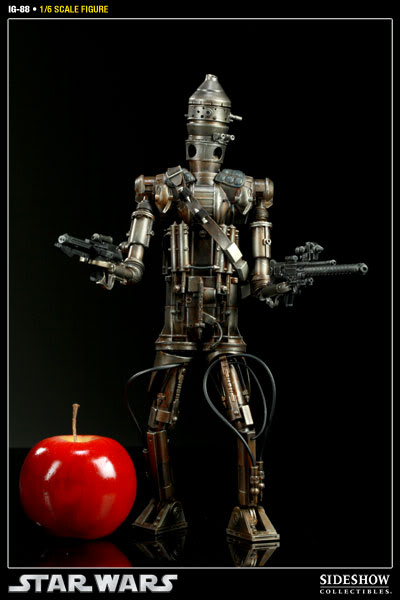 Sideshow - IG-88 - 12 inch Figure 100029_press02-001