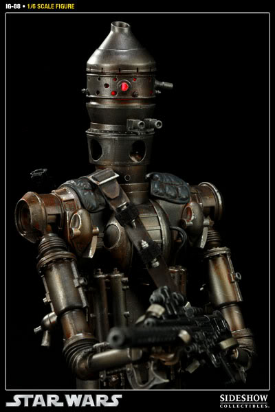 Sideshow - IG-88 - 12 inch Figure 100029_press03-001