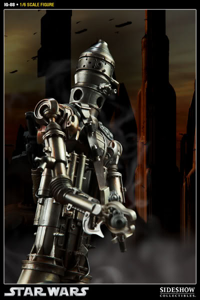 Sideshow - IG-88 - 12 inch Figure 100029_press08-001