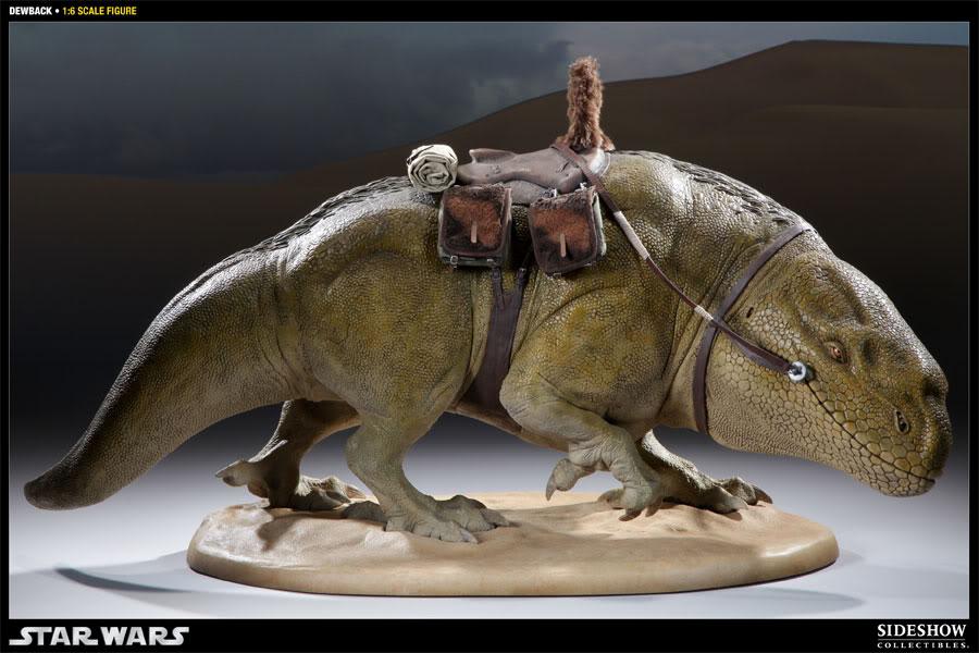 Sideshow - Sandtrooper Deluxe Figure & Dewback - 12' 100032_press01-001