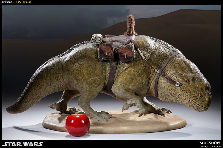 Sideshow - Sandtrooper Deluxe Figure & Dewback - 12' 100032_press02-001