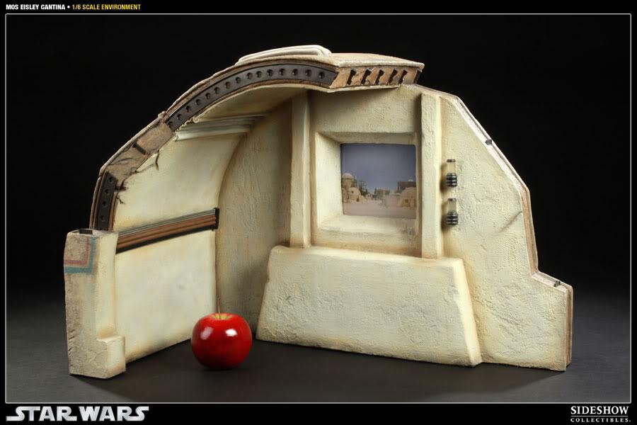 Sideshow - Mos Eisley Chalmun's Cantina Environment 100047_press02-001