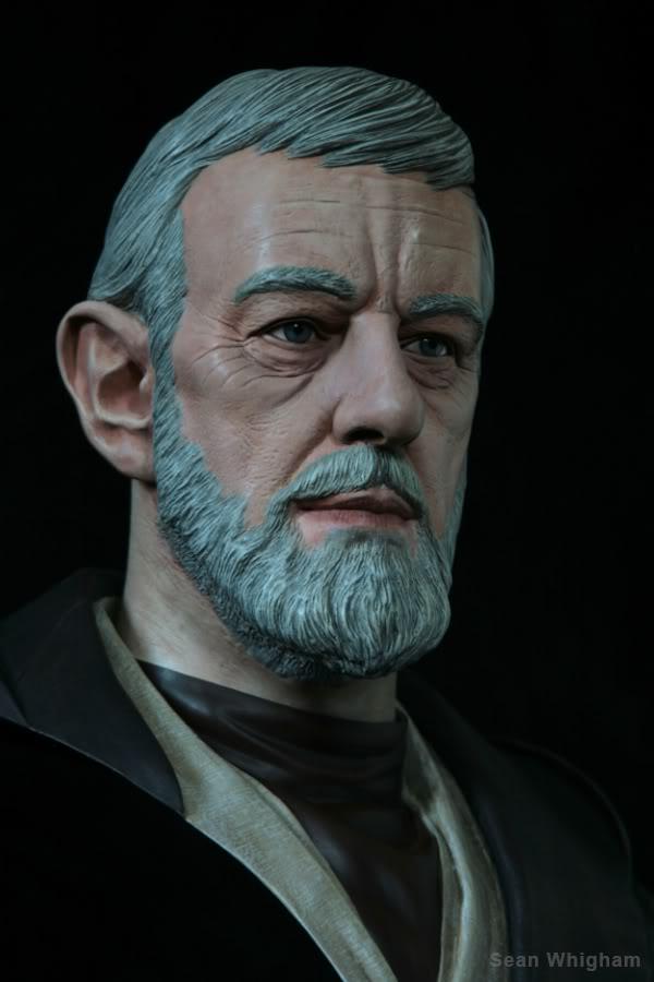 Ben Obiwan Kenobi- Legendary scaled bust - Page 2 15