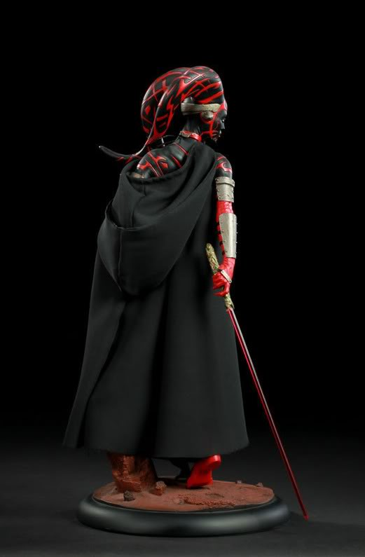 Sideshow - Darth Talon Color Variant Prototype - PF 2-1
