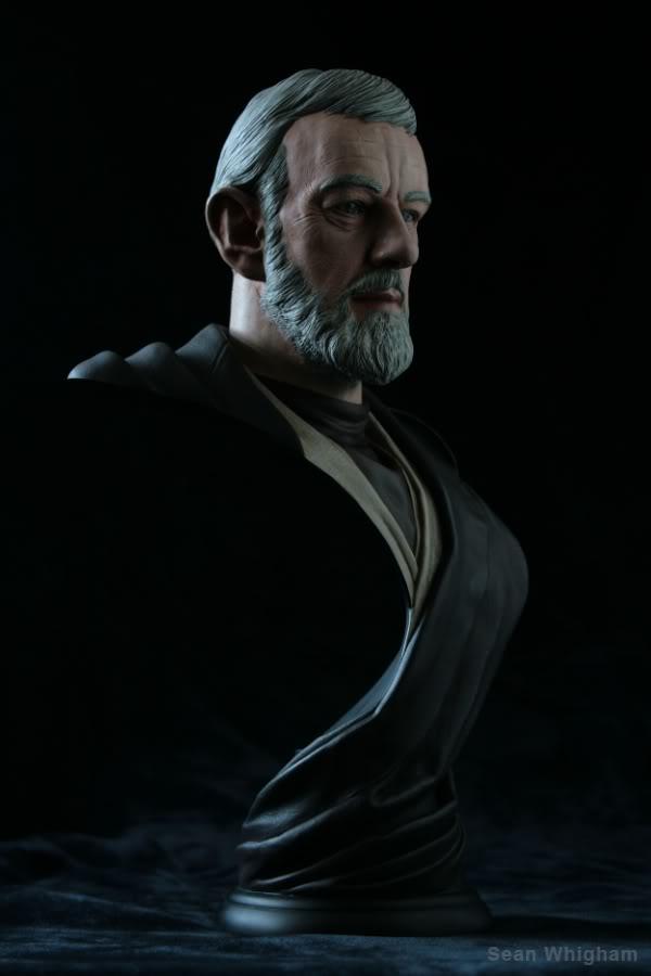 Ben Obiwan Kenobi- Legendary scaled bust - Page 2 2