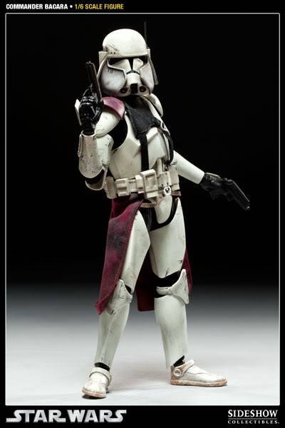 Sideshow - Commander Bacara - 12 inch Figure  2185_press01-001