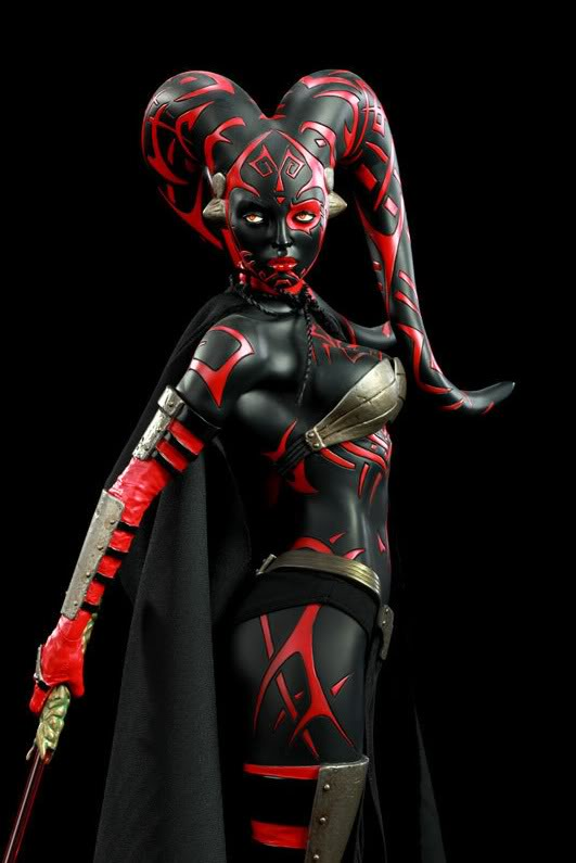 Sideshow - Darth Talon Color Variant Prototype - PF 3-1