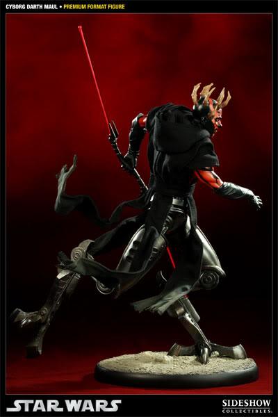 Cyborg Darth Maul - Premium Format Figure  - Page 2 300022_press03-001