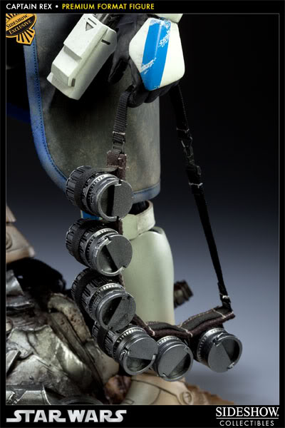 Sideshow Collectibles Star Wars Captain Rex Premium Format 3000971_press02-001