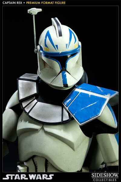 Sideshow Collectibles Star Wars Captain Rex Premium Format 300097_press02-001