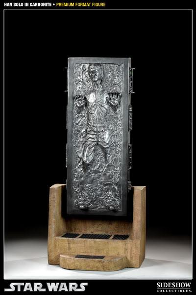 Sideshow - Han Solo Carbonite - PF - Premium Format 2011 - Page 2 300120_press01-001