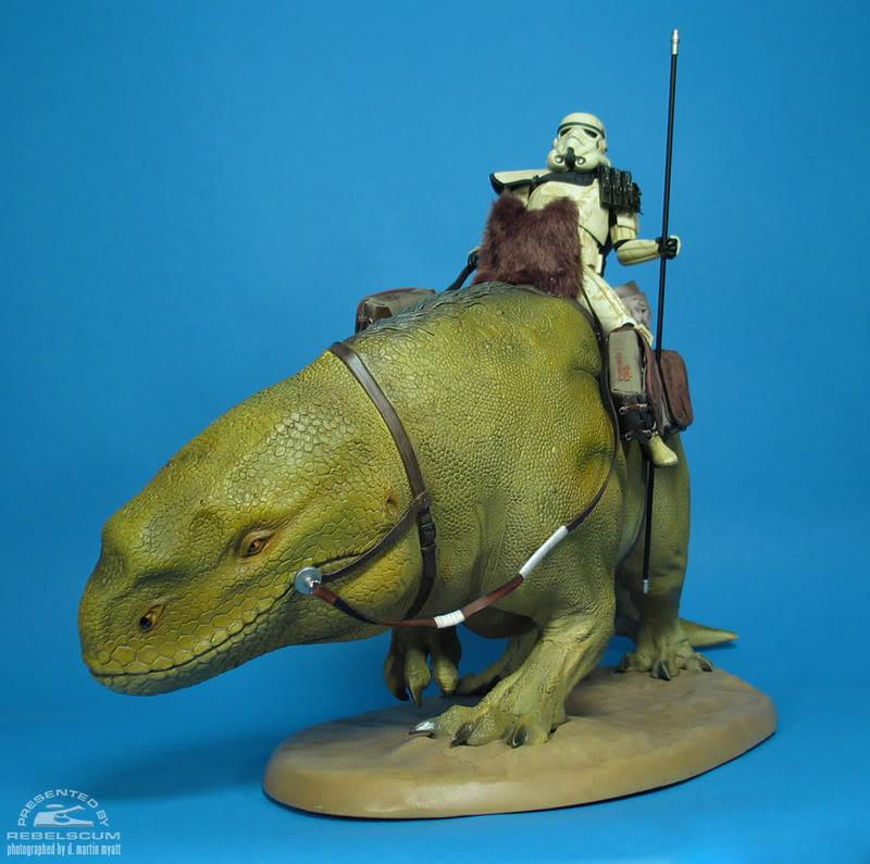 Sideshow - Sandtrooper Deluxe Figure & Dewback - 12' - Page 3 32332208