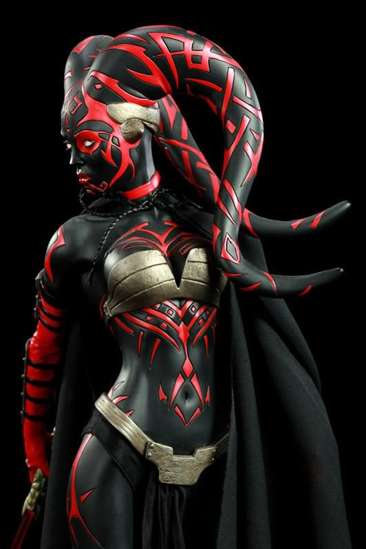 Sideshow - Darth Talon Color Variant Prototype - PF 4-1