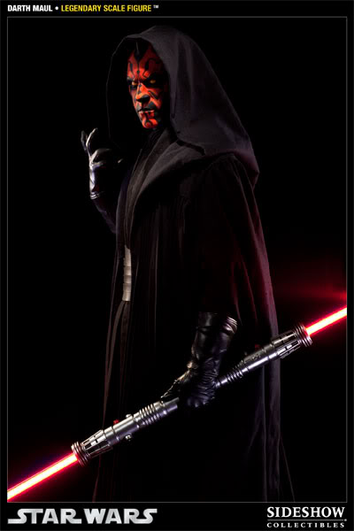 Sideshow - Darth Maul - Legendary Scale Figure  - Page 2 400074_press09-001