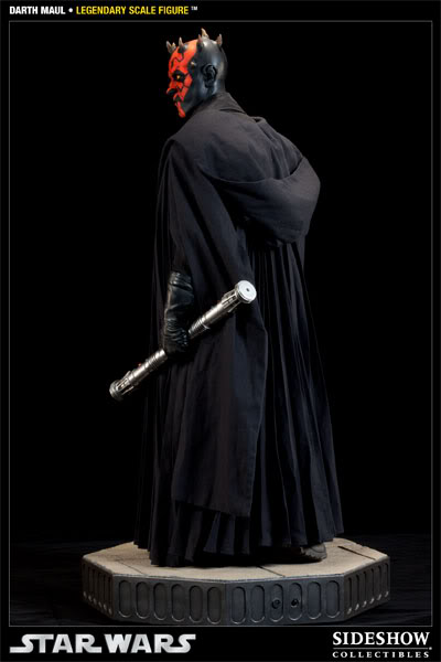 Sideshow - Darth Maul - Legendary Scale Figure  - Page 2 400074_press12-001