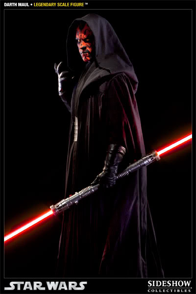 Sideshow - Darth Maul - Legendary Scale Figure  - Page 2 400074_press16-001