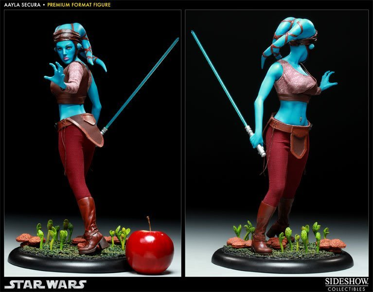 Sideshow - Aayla Secura - Premium Format - Page 2 424101_10150548096734145_19004299144_8957634_220052441_n