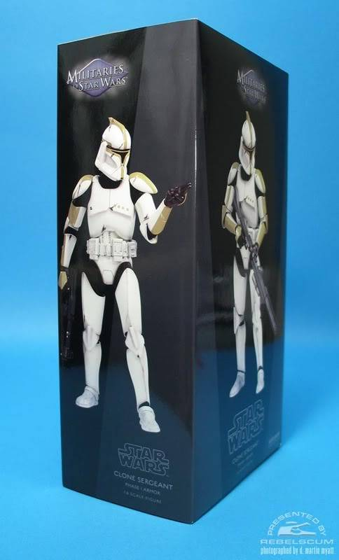 Sideshow - 12' - Clone Sergeant - Phase 1 50508945