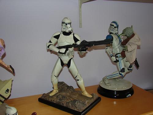 Clone trooper phase I / premium format 5507685746_8769d971ed