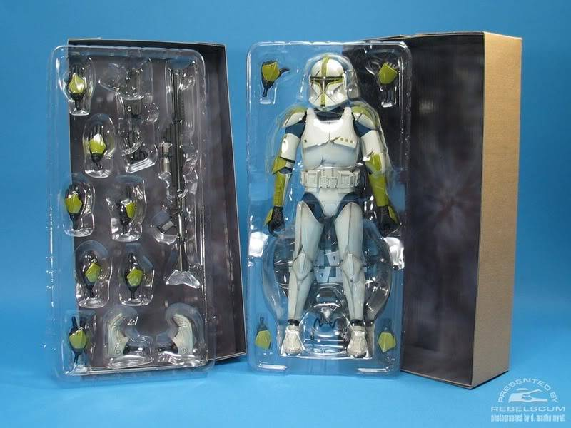 Sideshow - 12' - Clone Sergeant - Phase 1 73153839