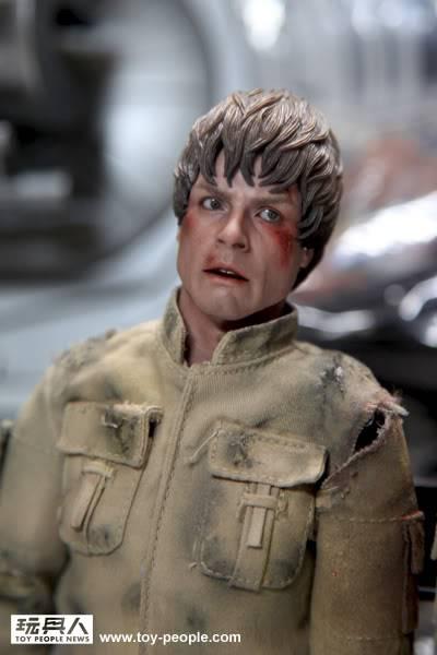 Hot Toys - 1/6 scale Bespin Luke Skywalker DX 78uCN