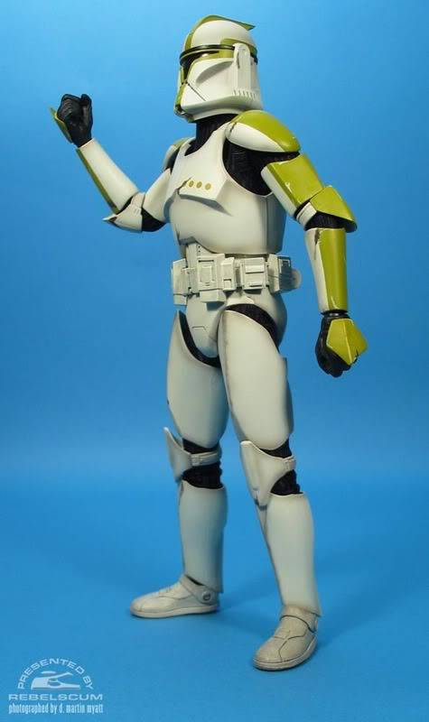 Sideshow - 12' - Clone Sergeant - Phase 1 93119865