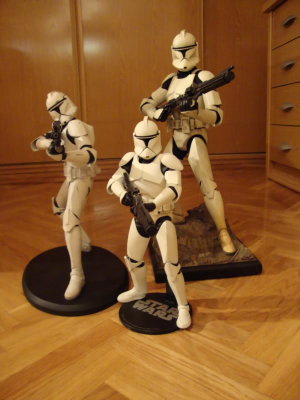 Clone trooper phase I / premium format DSC01257