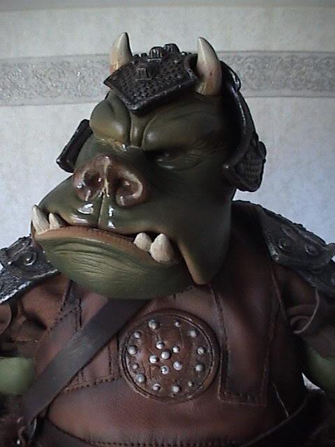 The Gamorrean Guard 12-inch Figure – Return of the Jedi DSC07476