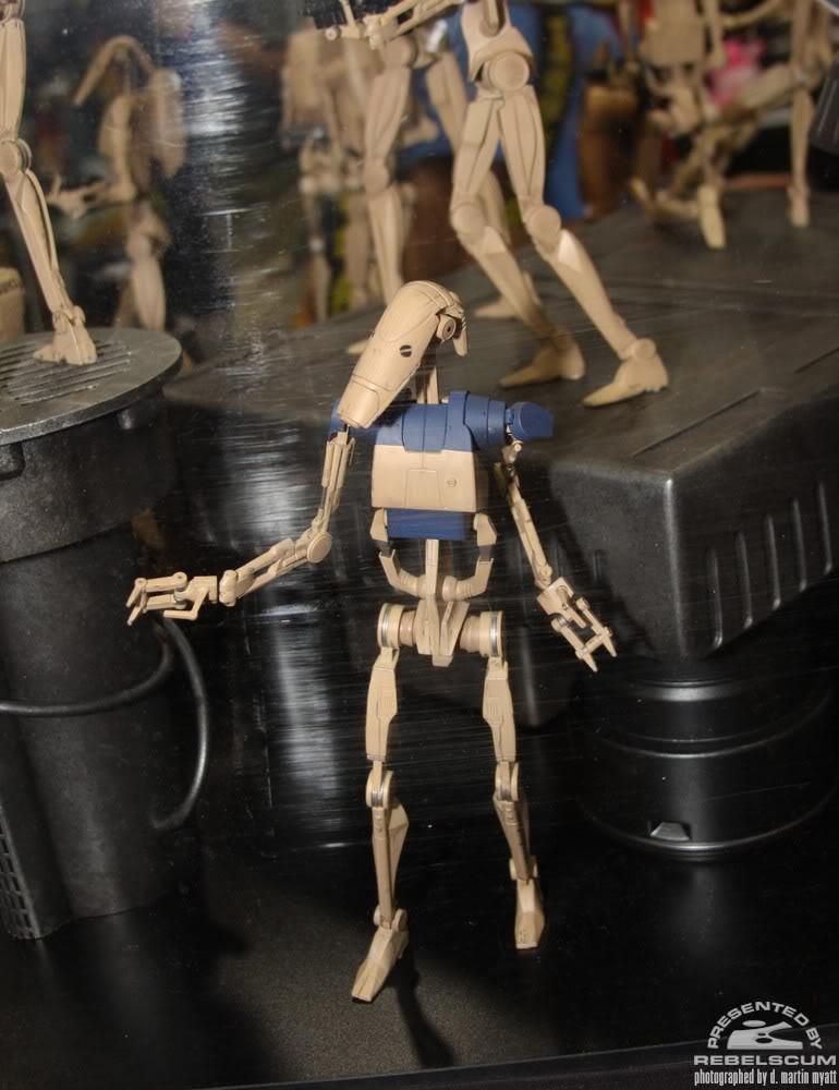 Sideshow - Pilot Battle Droid - 12 inch Figure IMG_0397