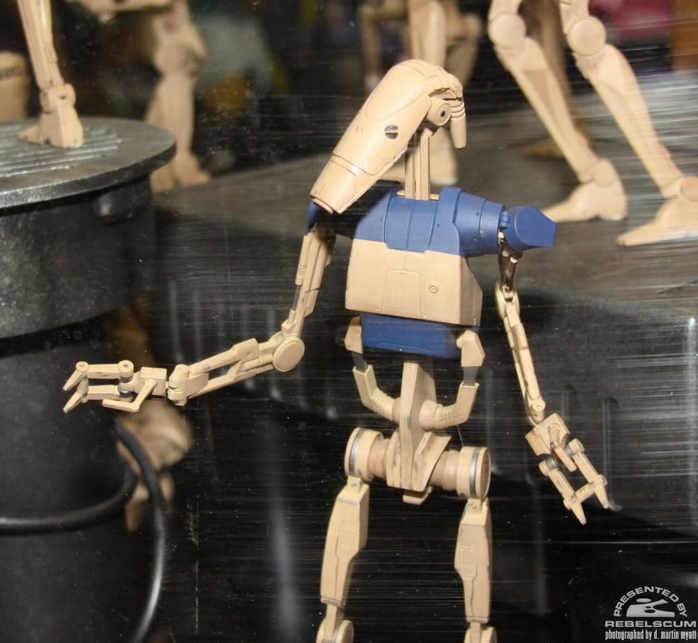 Sideshow - Pilot Battle Droid - 12 inch Figure IMG_0398
