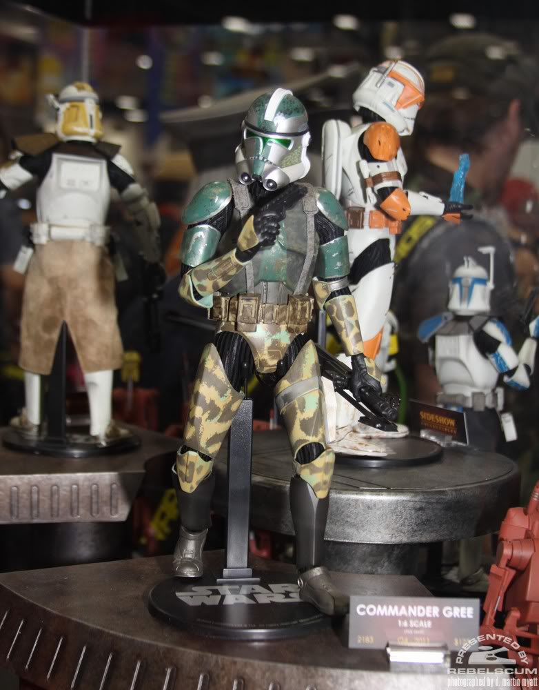 Sideshow - Commander Gree - 12 inch Figure  IMG_0430-1