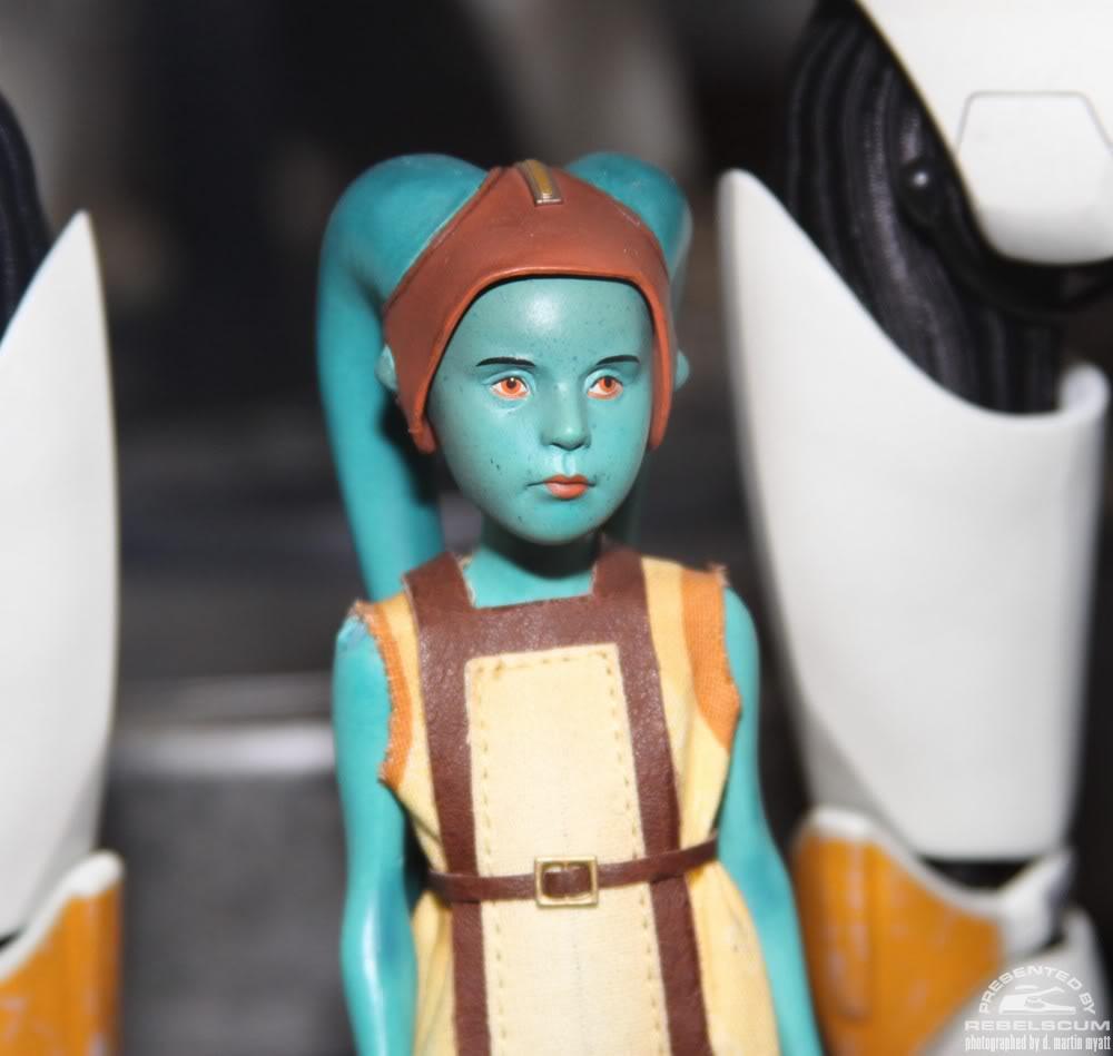 Sideshow - Boil & Waxer with Numa 12' figurines IMG_0450
