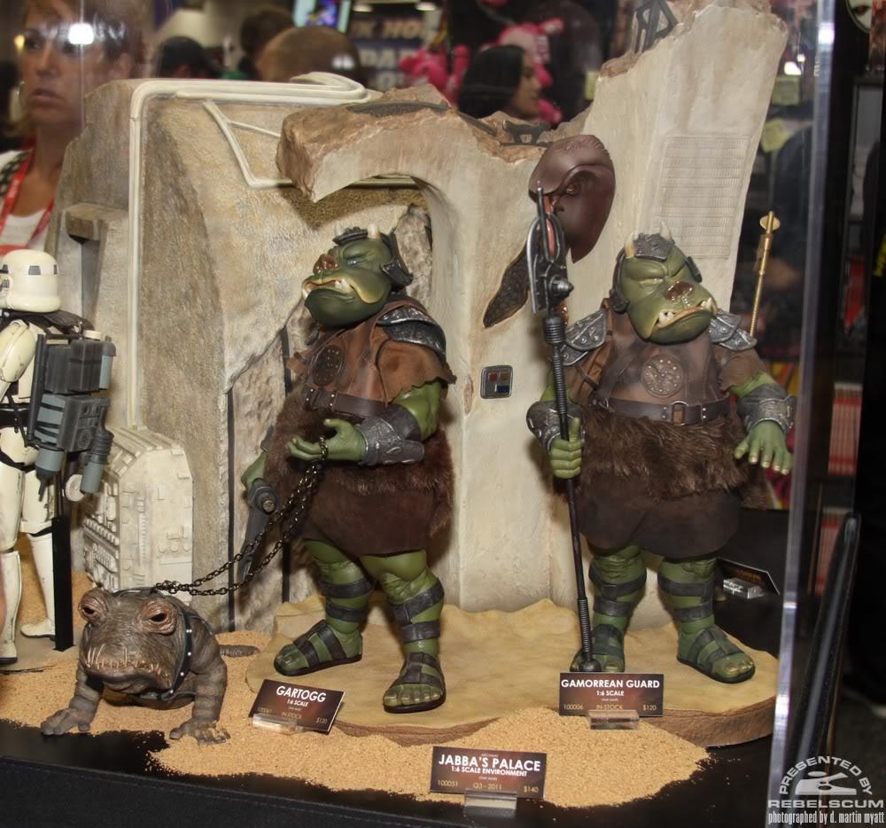 The Gamorrean Guard 12-inch Figure – Return of the Jedi IMG_0457