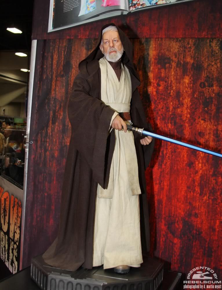 Sideshow - Obi-wan Kenobi - Legendary Scale Figure  - Page 2 IMG_0491