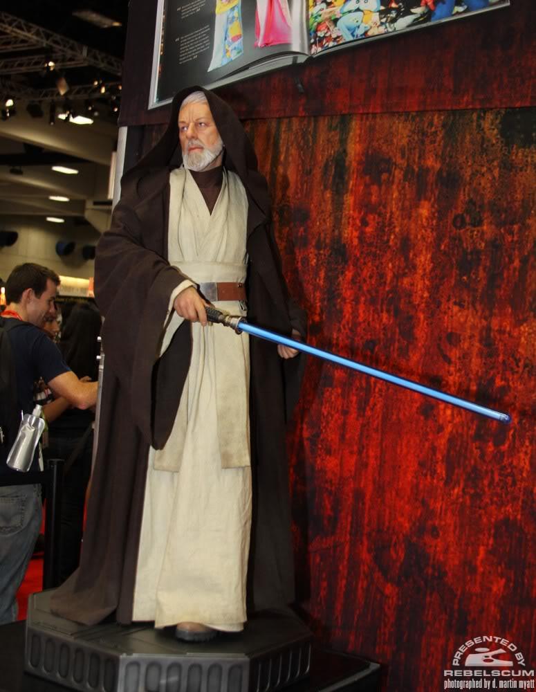 Sideshow - Obi-wan Kenobi - Legendary Scale Figure  - Page 2 IMG_0492