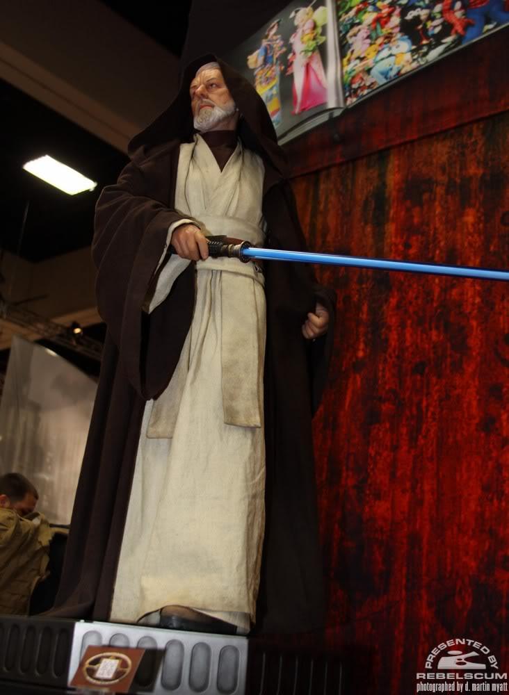 Sideshow - Obi-wan Kenobi - Legendary Scale Figure  - Page 2 IMG_0497
