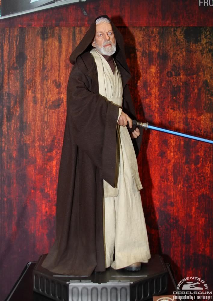 Sideshow - Obi-wan Kenobi - Legendary Scale Figure  - Page 2 IMG_0501