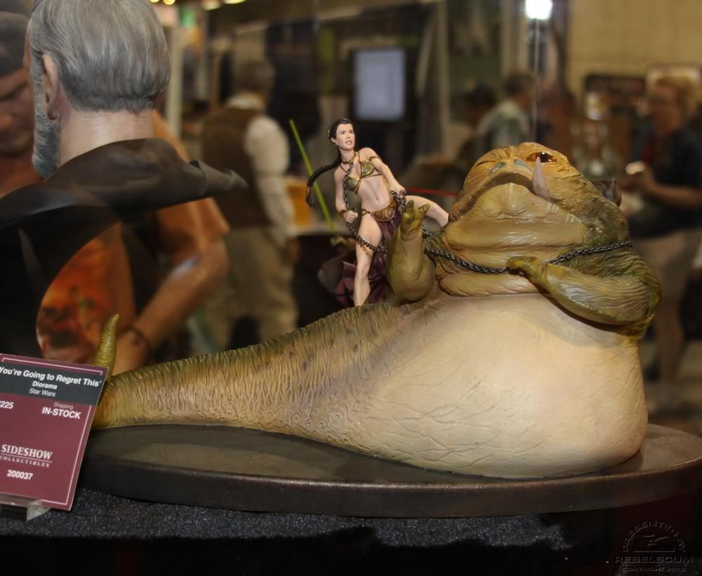 Princess Leia vs Jabba the Hutt diorama - Page 2 IMG_2794