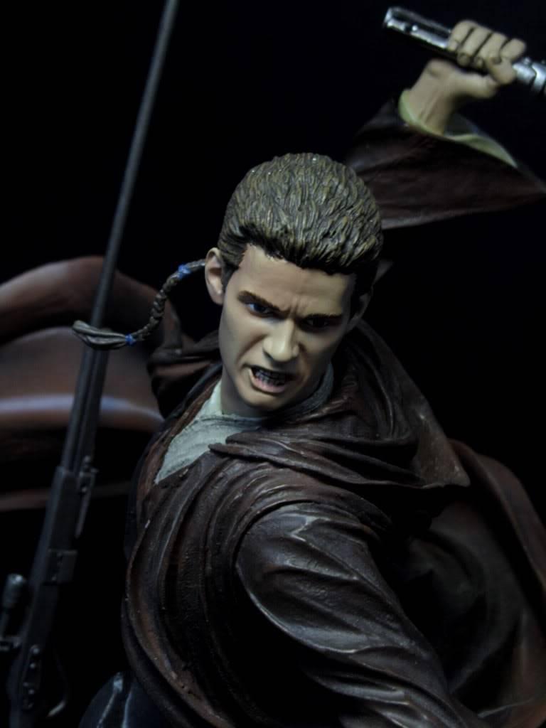 Sideshow - Revenge of the Jedi – Polystone Diorama IMG_3092