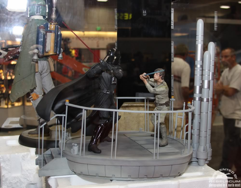 Sideshow - Luke Skywalker VS Darth Vader on Bespin Diorama - Page 2 IMG_9317