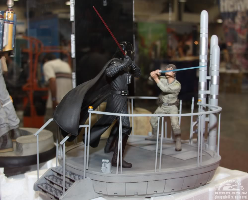 Sideshow - Luke Skywalker VS Darth Vader on Bespin Diorama - Page 2 IMG_9318