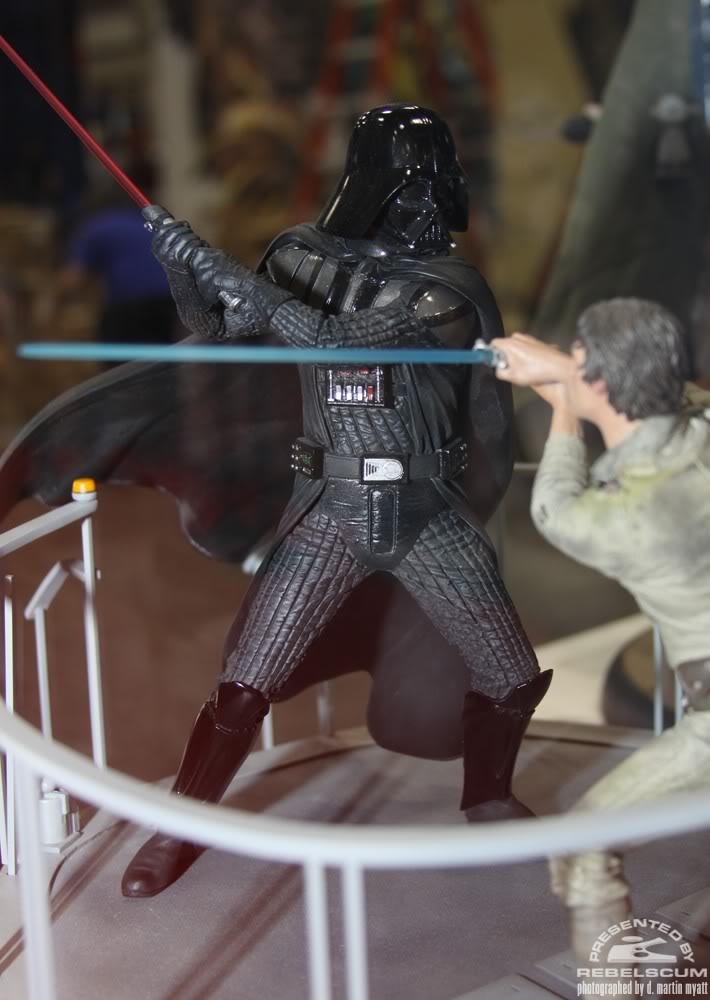 Sideshow - Luke Skywalker VS Darth Vader on Bespin Diorama - Page 2 IMG_9323