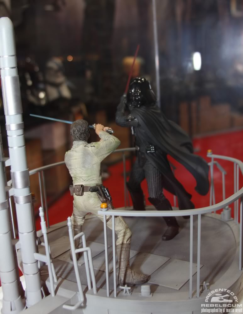 Sideshow - Luke Skywalker VS Darth Vader on Bespin Diorama - Page 2 IMG_9327