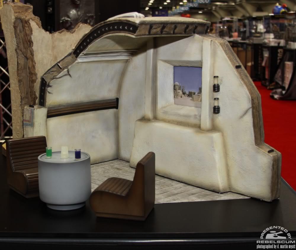 Sideshow - Mos Eisley Chalmun's Cantina Environment IMG_9594