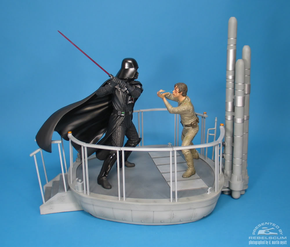 Sideshow - Luke Skywalker VS Darth Vader on Bespin Diorama - Page 2 Luke_vs_Vader-01