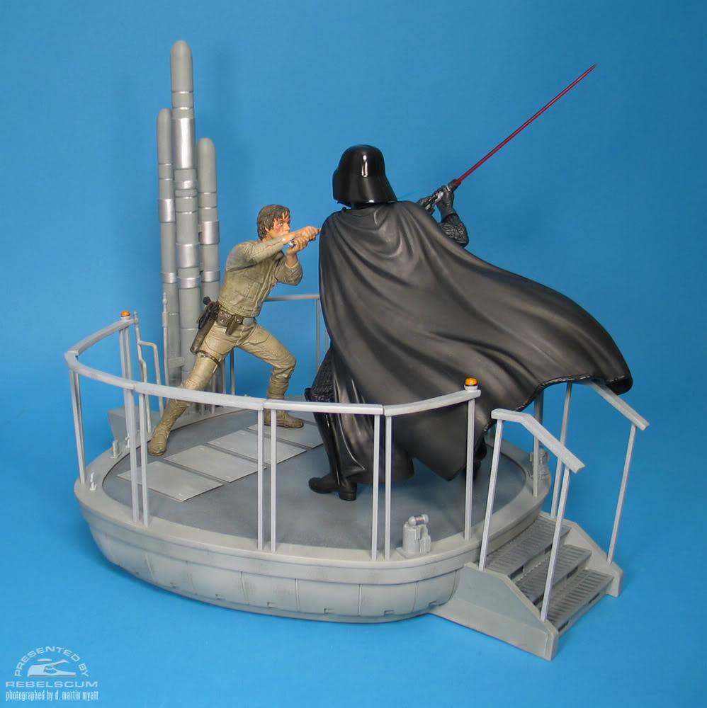Sideshow - Luke Skywalker VS Darth Vader on Bespin Diorama - Page 2 Luke_vs_Vader-03
