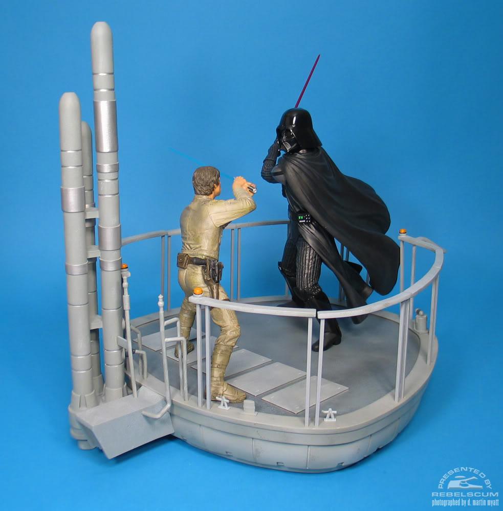 Sideshow - Luke Skywalker VS Darth Vader on Bespin Diorama - Page 2 Luke_vs_Vader-04