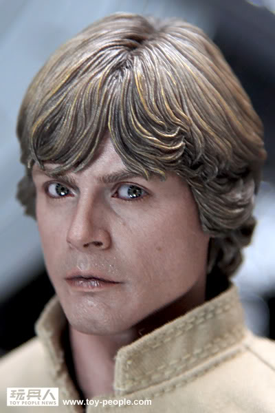 Hot Toys - 1/6 scale Bespin Luke Skywalker DX QCpix
