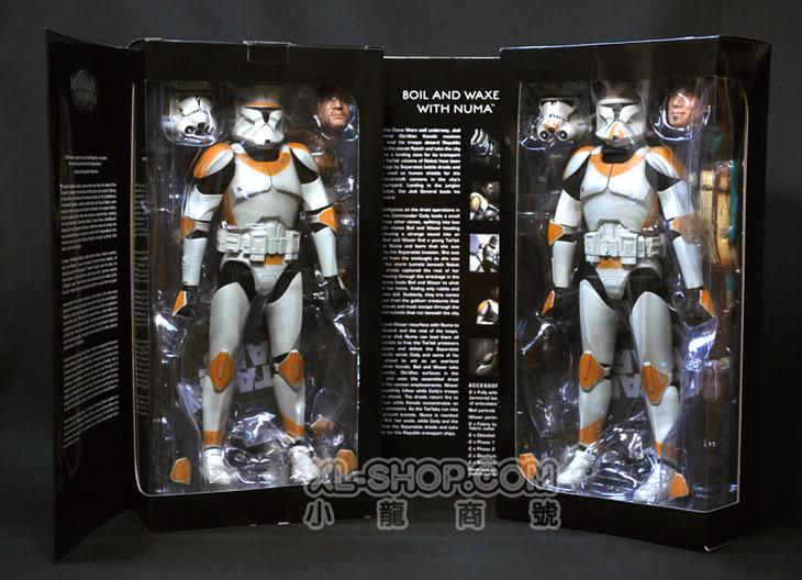 Sideshow - Boil & Waxer with Numa 12' figurines SS_SW_BoilWax_01