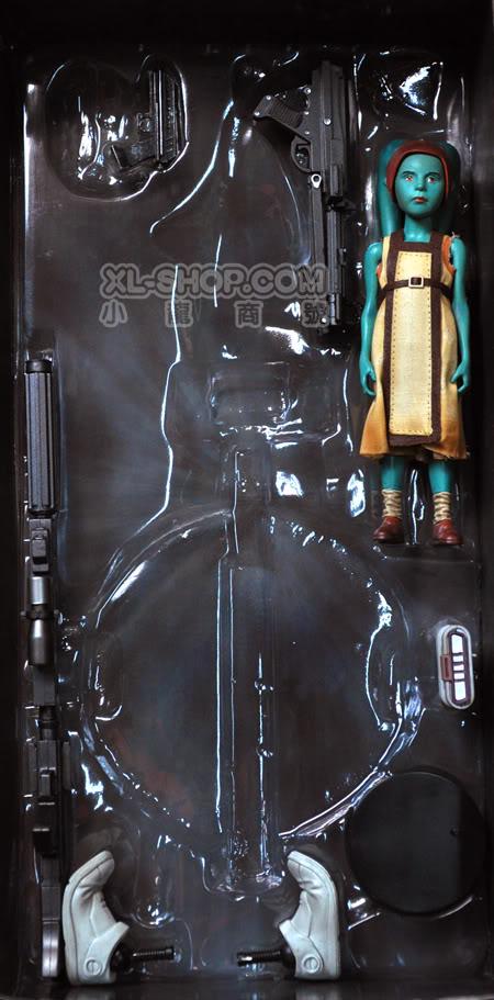 Sideshow - Boil & Waxer with Numa 12' figurines SS_SW_BoilWax_06